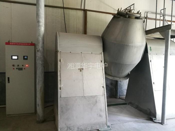 双锥活化炉