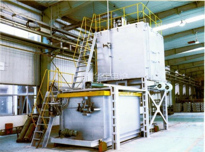 立式铝合金淬火炉