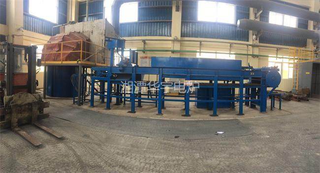 铅铋合金精炼浇铸生产线