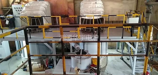 铅铋合金熔化精炼浇注生产线