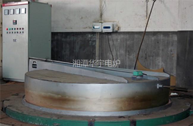 井式坩埚熔化电阻炉