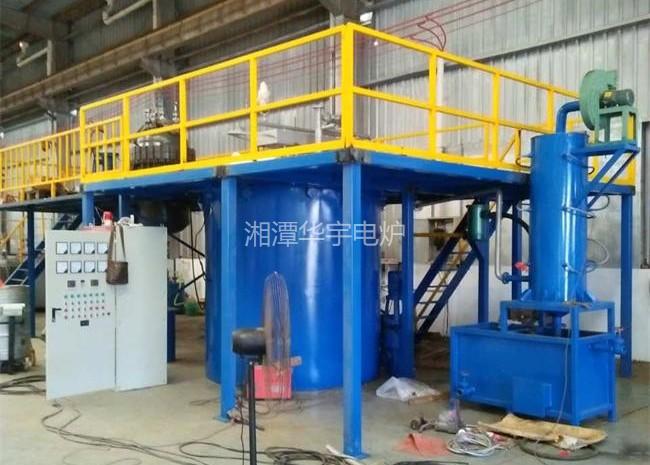 RJ-∮120*150-9炭化炉