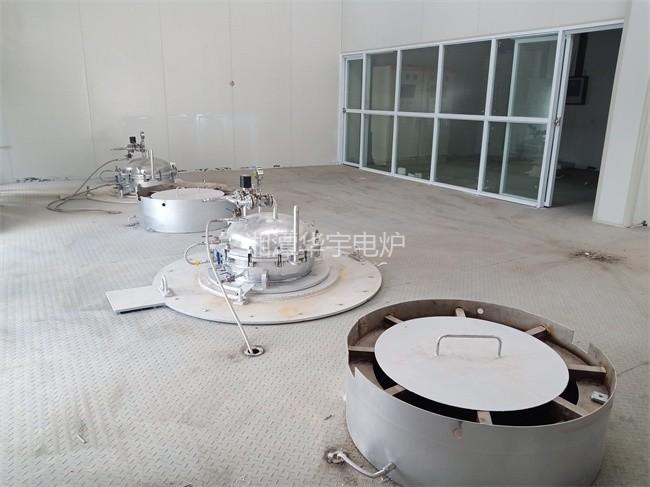 钽铌加工用井式氢化炉