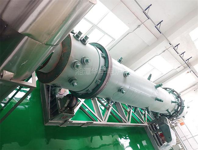 氢氧化铌煅烧燃气回转窑炉
